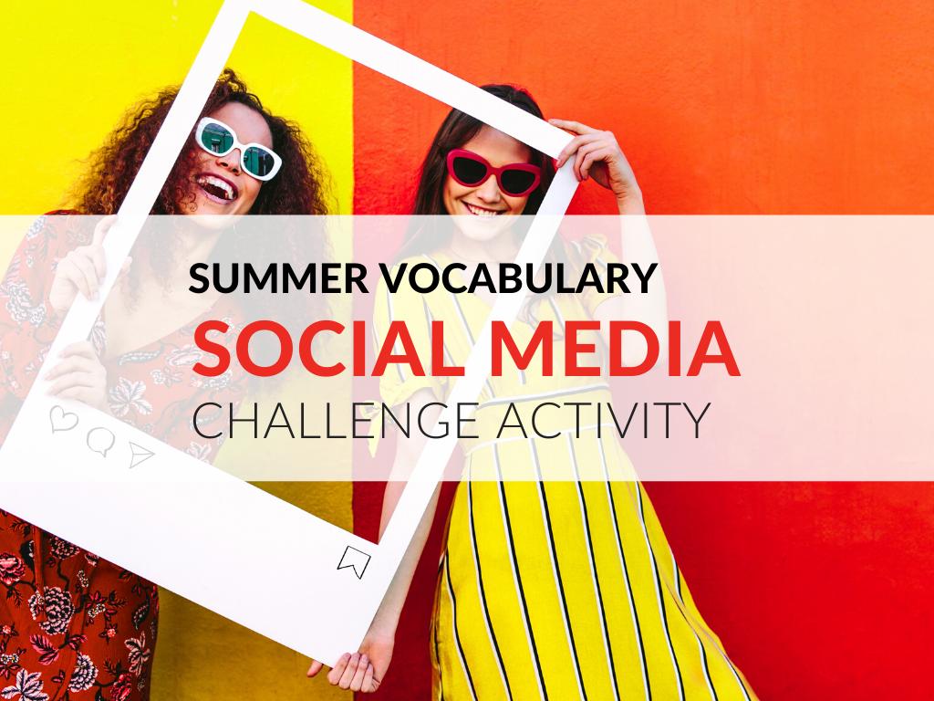 summer-vocabulary-social-media-challenge