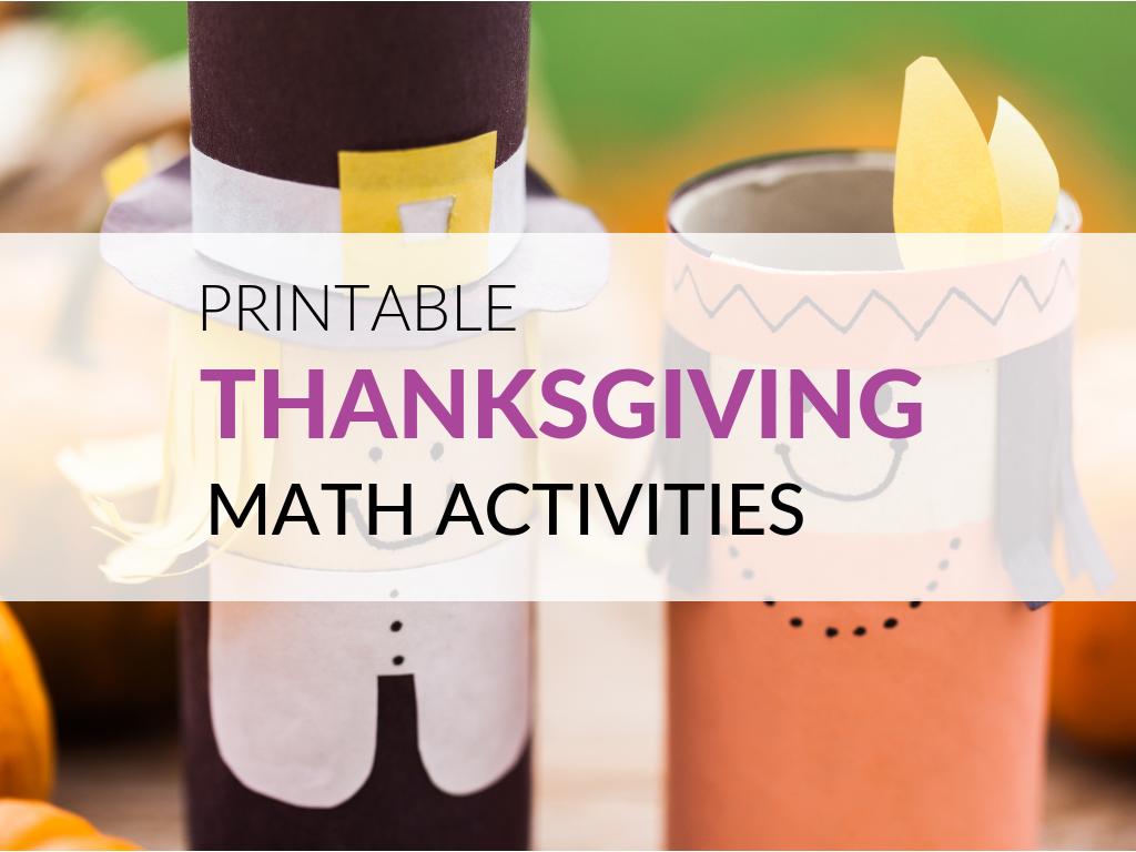 thanksgiving-math-activities