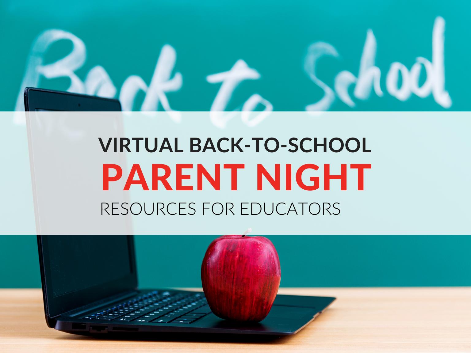 virtual-back-to-school-parent-night-meet-the-teacher-night-resources