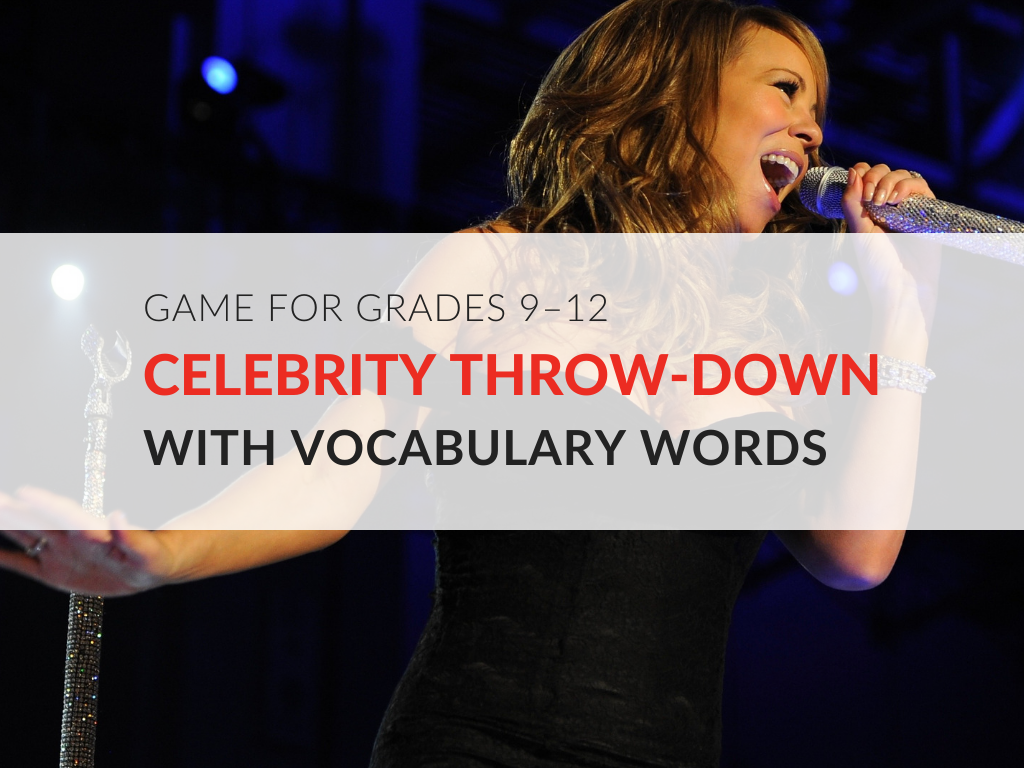 vocabulary-game-celebrity-throw-down-with-vocabulary-words