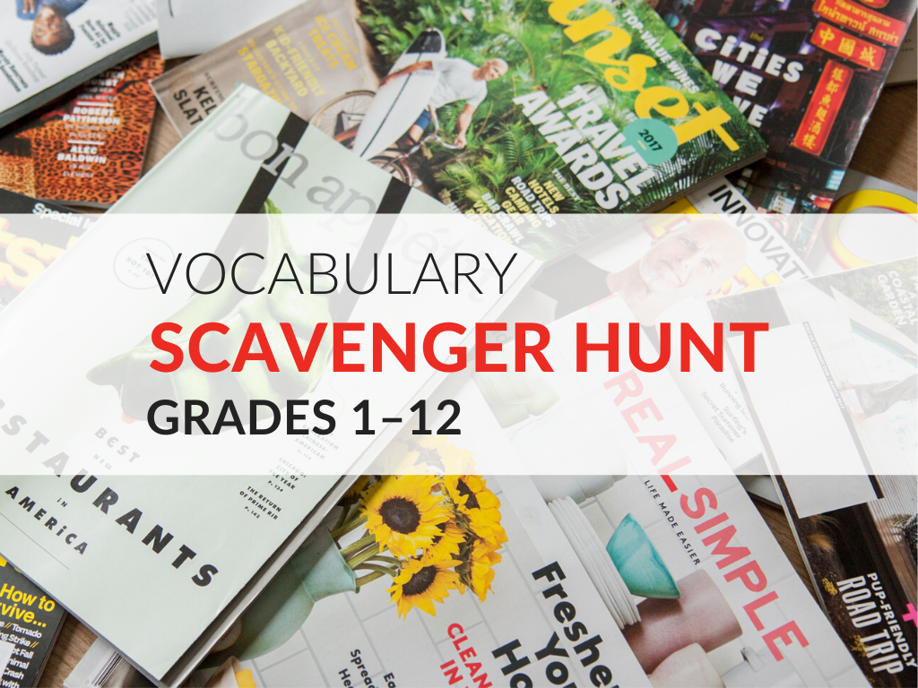 vocabulary-scavenger-hunt-activities-for-students