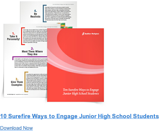 10 Surefire Ways to Engage Junior High School Students Download Now