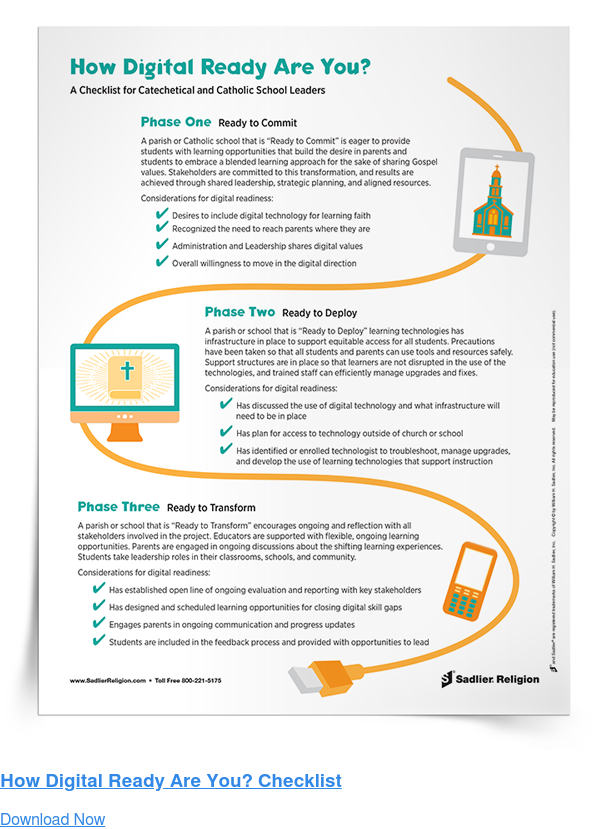 How Digital Ready Are You? Checklist Download Now