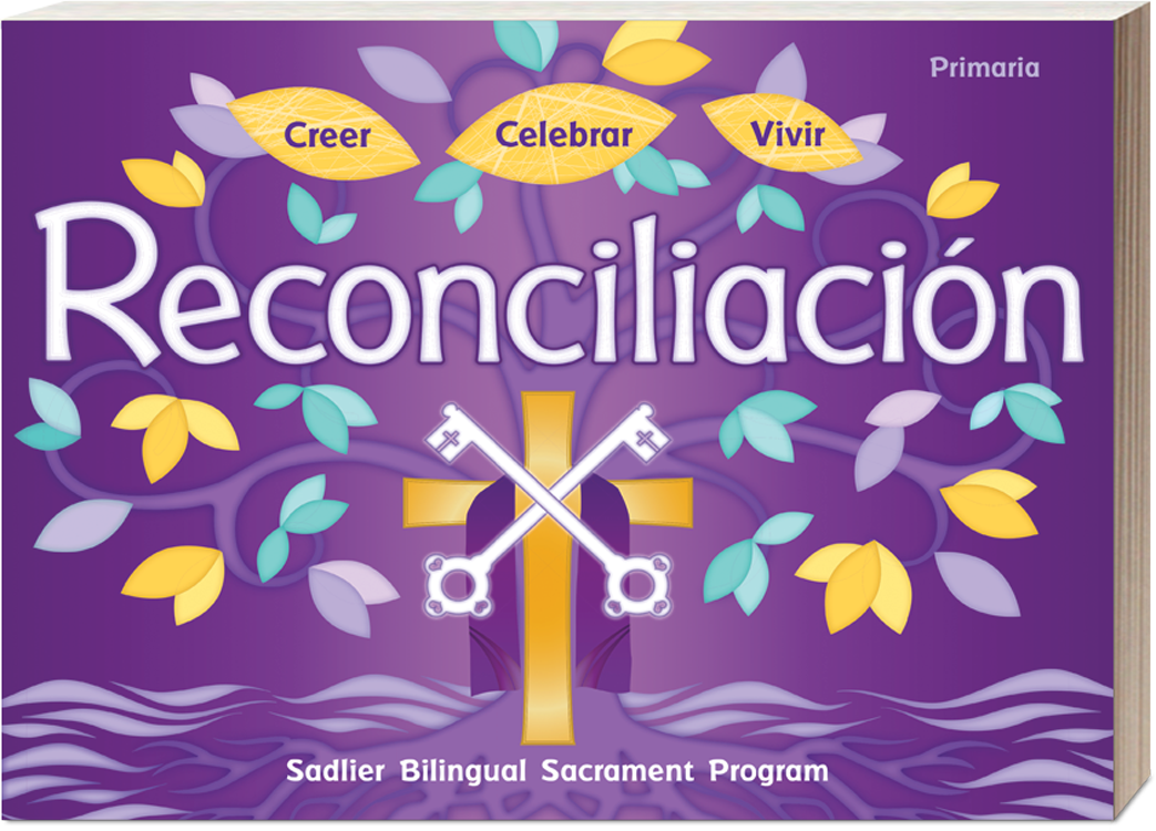 Creer • Celebrar • Vivir Reconciliación-Primaria image
