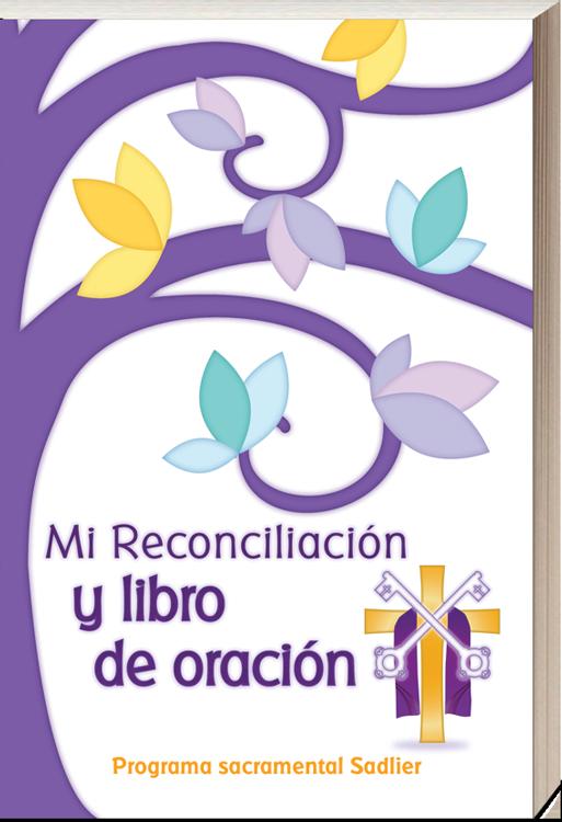 Mi Reconciliación y libro deoración