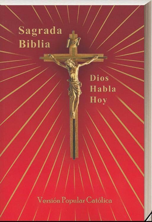 Sagrada Biblia: Dios Habla Hoy