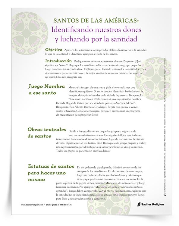 Kit del <em>Día de Todos los Santos</em>
