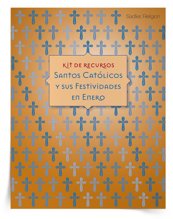 Kit de recursos <em>Santos católicos y sus festividades en enero</em>