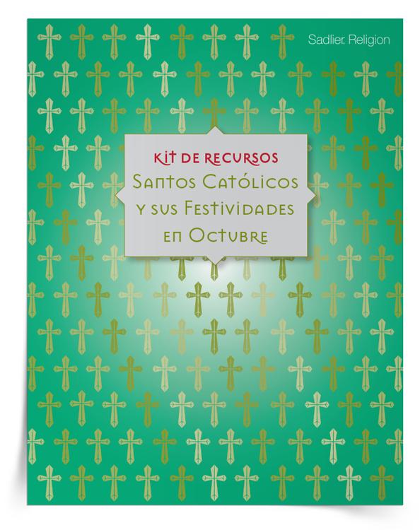 Kit de recursos <em>Santos católicos y sus festividades en octubre</em>