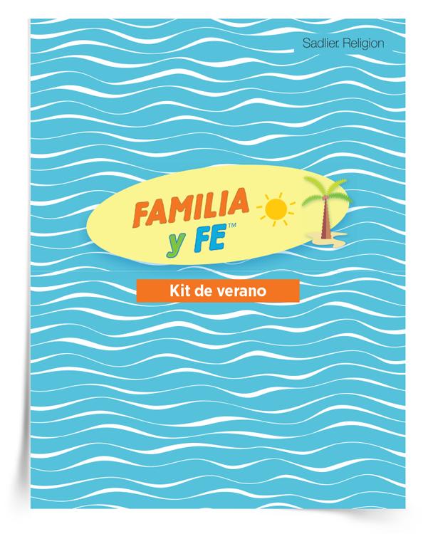 Kit de verano <em>Familia y fe</em>