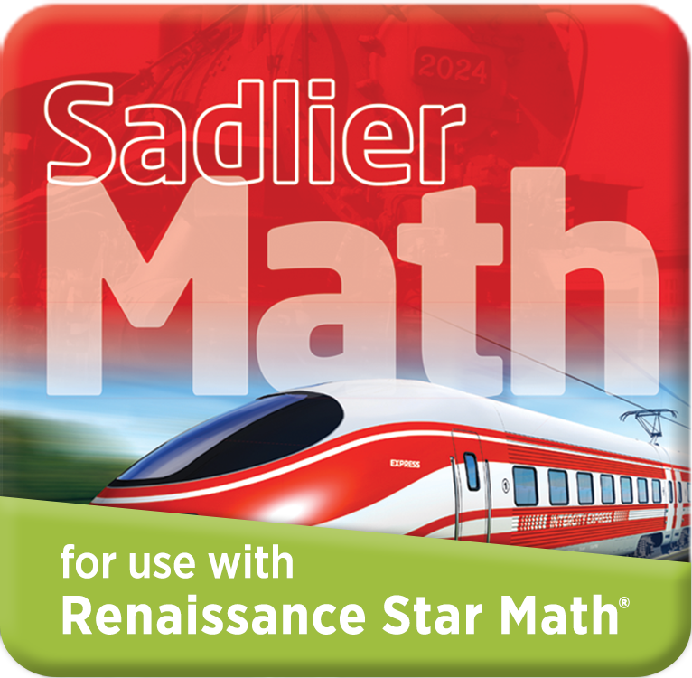 Sadlier Math for use with Renaissance Star Math