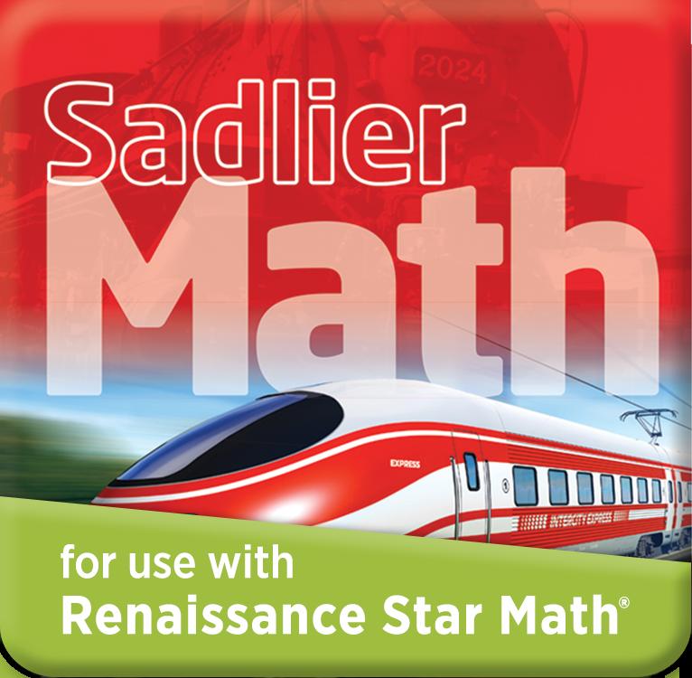Sadlier Math for use with Renaissance Star Math