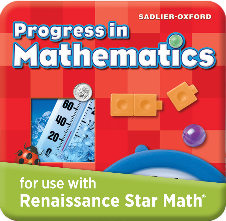 Progress in Mathematics for use with Renaissance Star Math