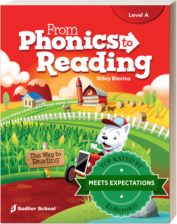 From Phonics to Reading image