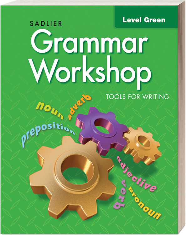 Grammar Workshop, Tools for Writing image