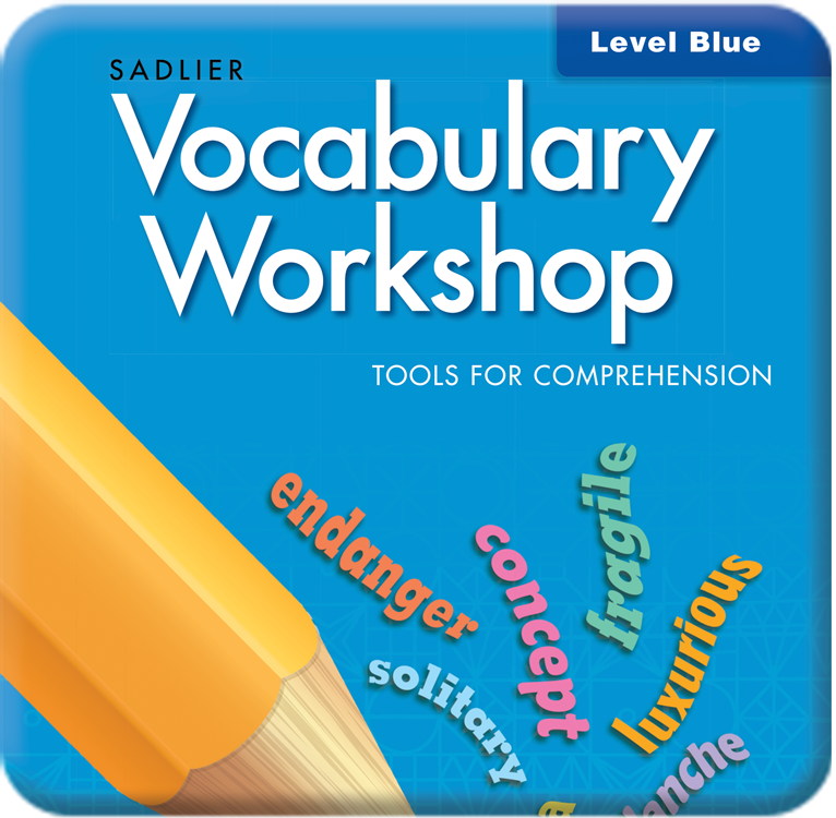 Vocabulary Workshop, Tools for Comprehension Interactive Edition