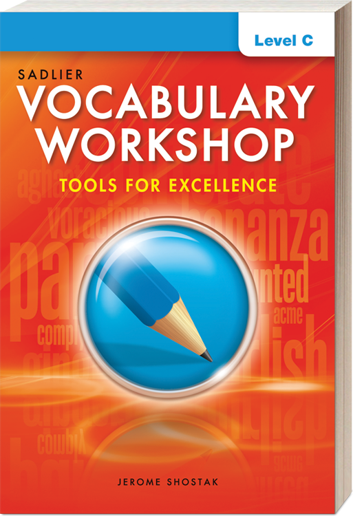 Vocabulary Workshop, Tools for Excellence image