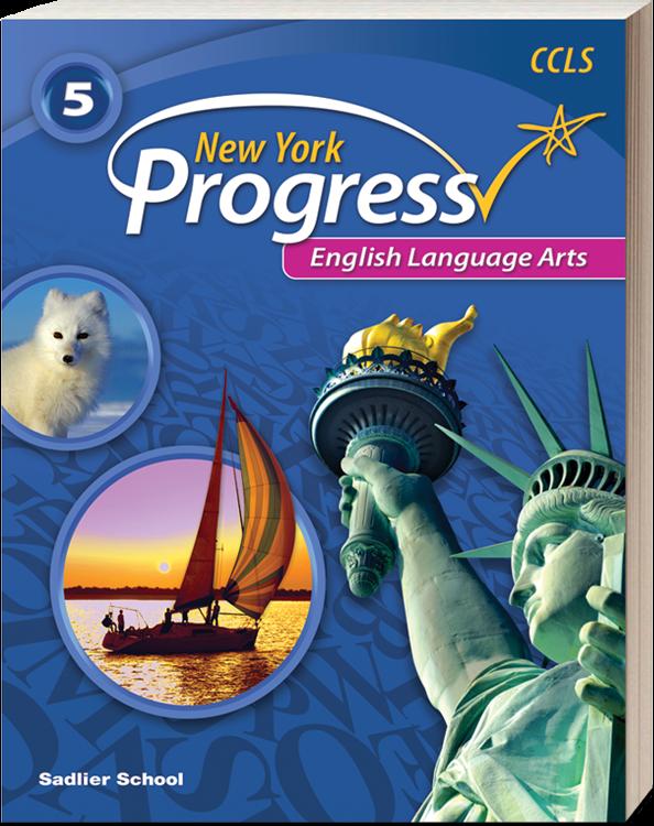 New York Progress English Language Arts