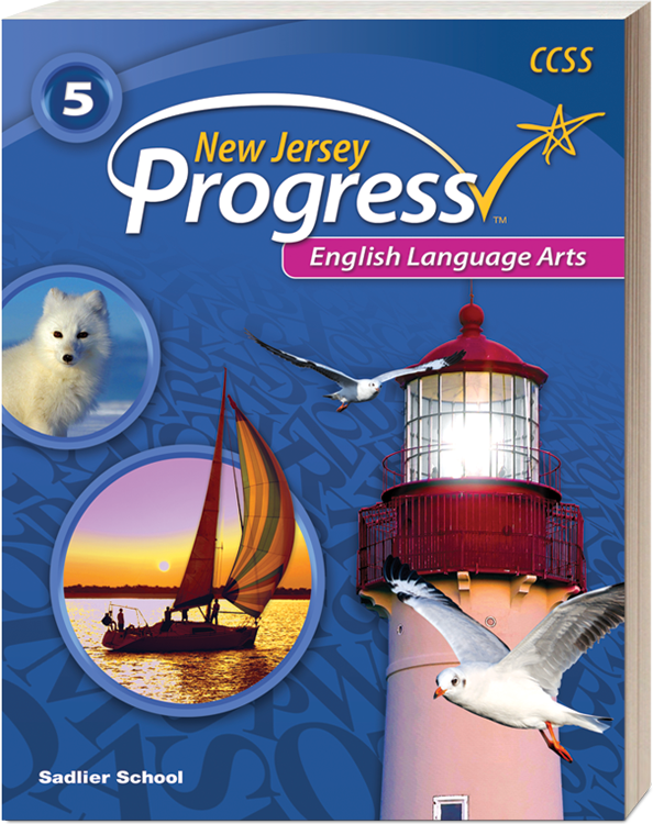 New Jersey Progress English Language Arts