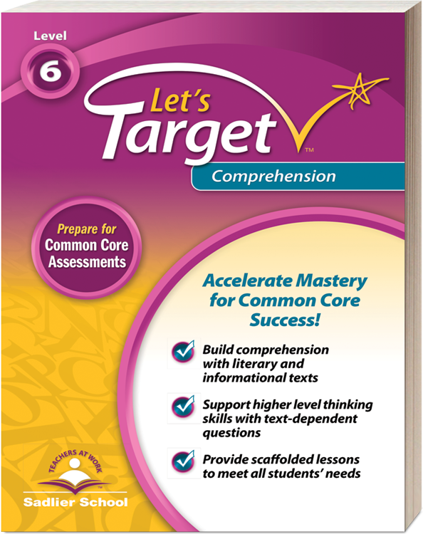 Lets-Target-Comprehension