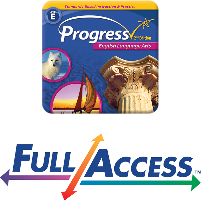 Progress English Language Arts, Full Access Bundle image