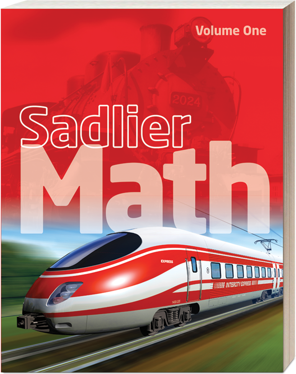 Sadlier Math image