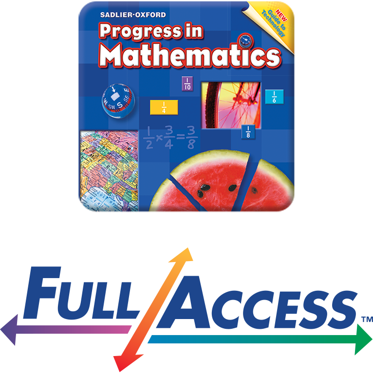 Full Access Progress in Mathematics