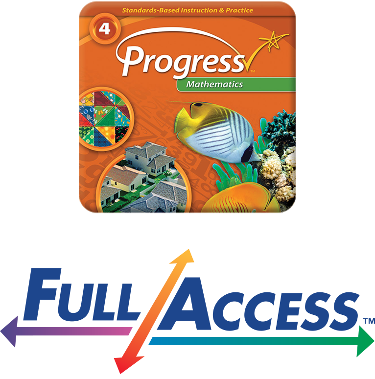 Full Access Progress Mathematics image