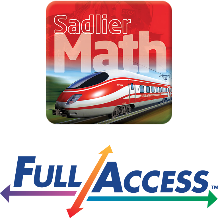 Full Access Sadlier Math