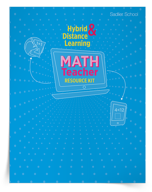 <em>Hybrid and Distance Learning Math Teacher Resource</em> Kit