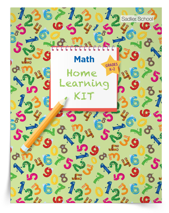 <em>Math Home Learning</em> Kits