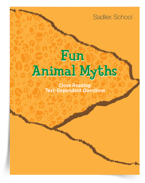 <em>Fun Animal Myths</em> Close Reading Kit