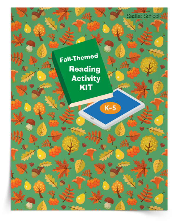 <em>Fall-Themed Reading Activity</em> Kit
