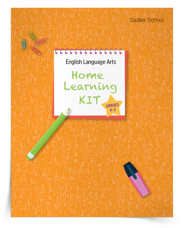 <em>English Language Arts Home Learning</em> Kits