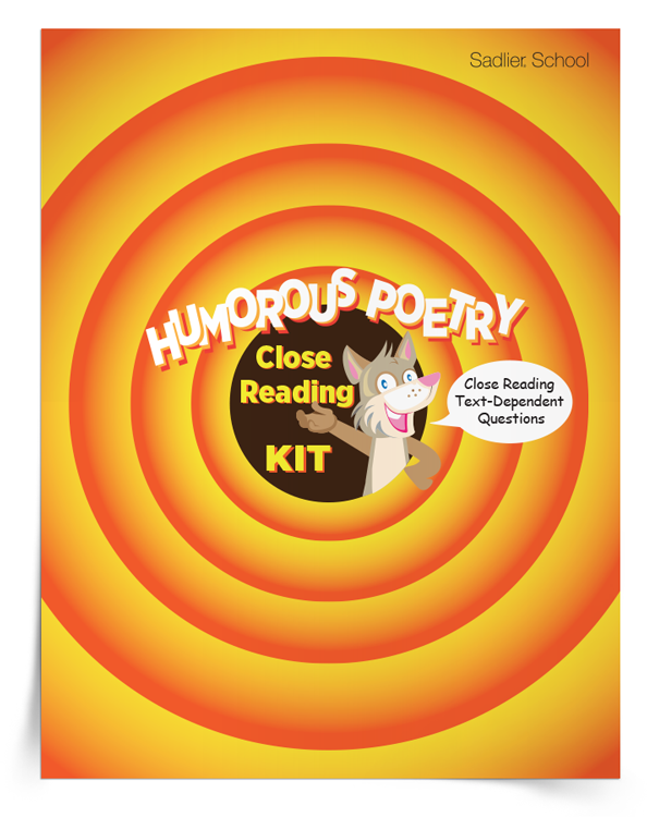 <em>Humorous Poetry Close Reading</em> Kit