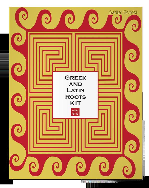 <em>Greek and Latin Roots</em> Kit for High School