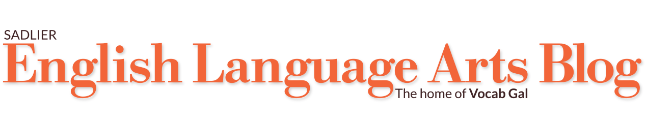 ELA Blog - English Language Arts Resources for the Classroom