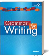 Grammar for Writing