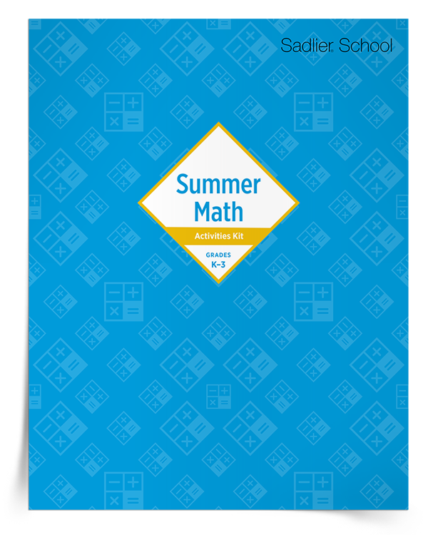 <em>Summer Math Activities</em> Kit