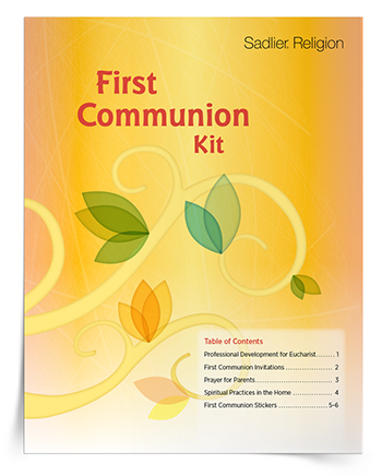 <em>First Communion</em> Kit