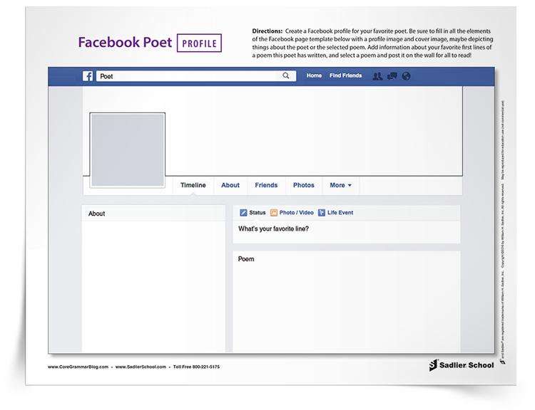 Magnificent Facebook Wall Template Frieze - Resume Ideas - namanasa.com