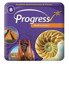 iProgress Monitor Mathematics, Grades 1-8, Online Assessments