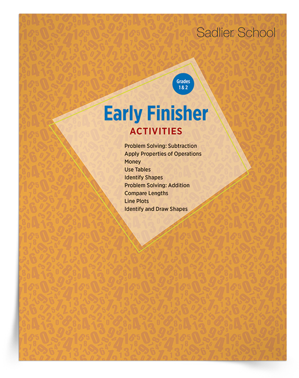 <em>Early Finisher</em> Math Activities