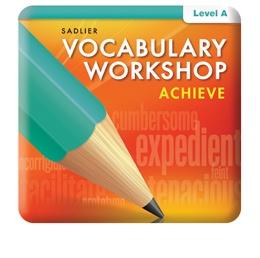Vocabulary-Workshop-Achieve-Interactive-Edition