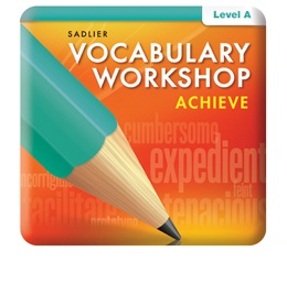 Vocabulary Workshop Achieve,  Online Assessments
