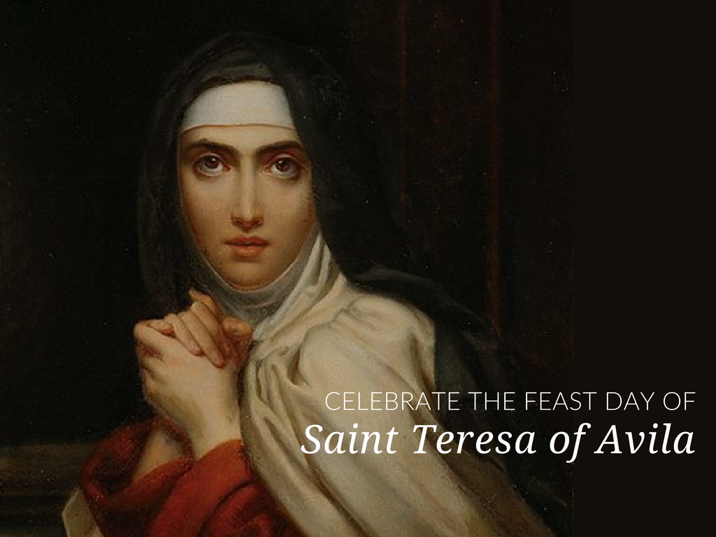 Discover how you can celebrate St Teresa of Avila with primary students in your religious education classroom.